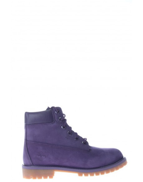 Timberland Junior  6 In Premium WP Boot PURPLE