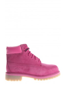 Timberland Junior  6 In Premium WP Boot PINK