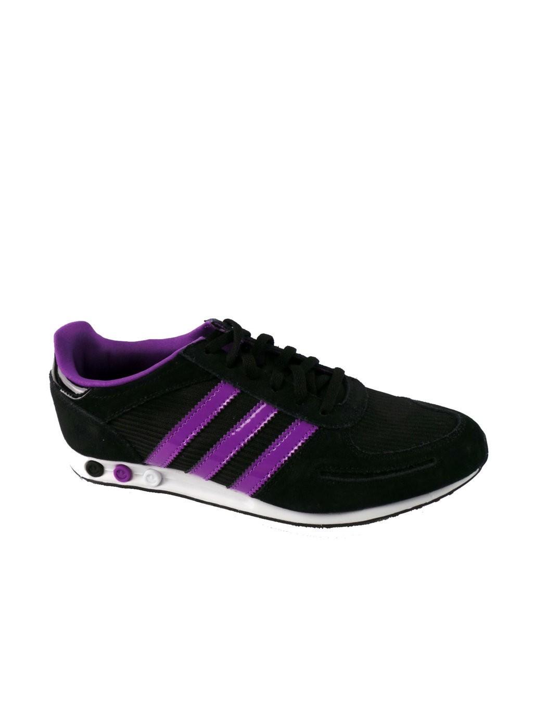 la trainer sleek shoes adidas