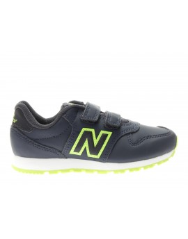 New Balance  Scarpa Kids Lifestyle NAVY/GREEN Sy