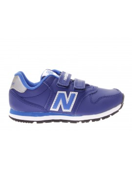 New Balance  Scarpa Kids Lifestyle NAVY Syntheti