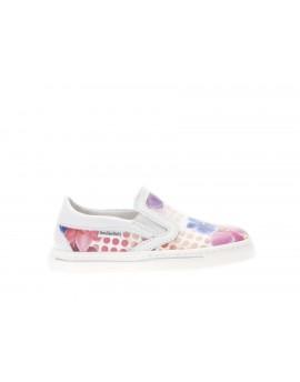 Nero Giardini Junior  Sneaker slip on fiorata