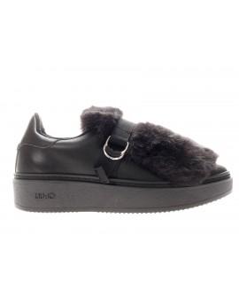 Liu Jo  Sneaker pelliccia