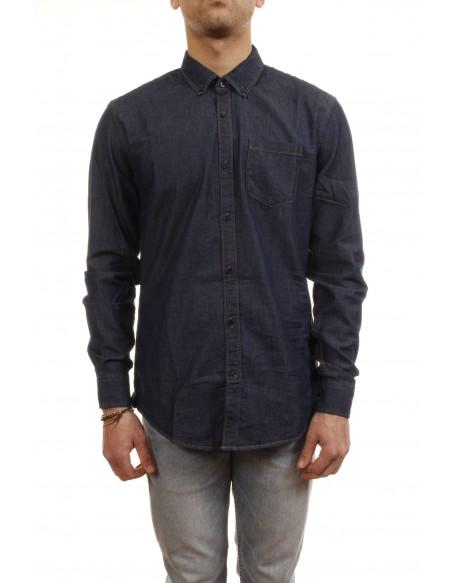 Woolrich  Chambry shirt dark
