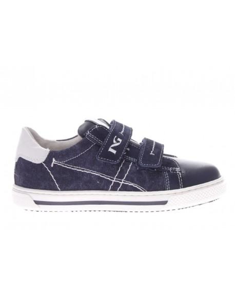 Nero Giardini Junior  sneaker con strappo dal 31 al 34