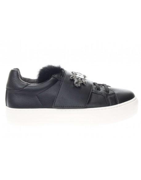 low priced a6068 9d930 Liu Jo Girl Scarpe Sneaker in pelle