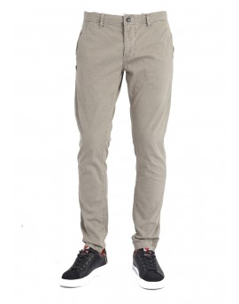 Gaudi' Jeans  Pantalone chino in canvas