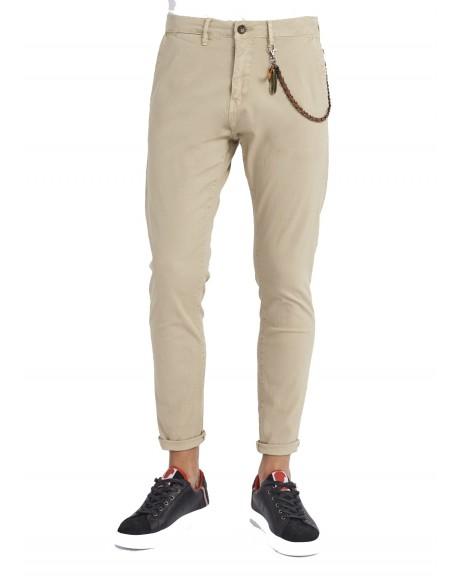 Gaudi' Jeans  Pantalone chino stretch