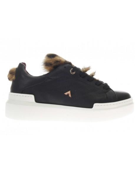 Ed Parrish  Sneaker Bassa in Pelle