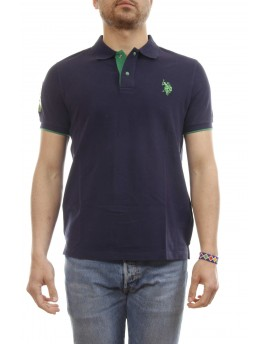 Us Polo Assn  Fluo Polo