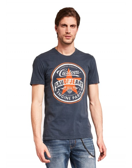 Gaudi' Jeans  T-Shirt Mc