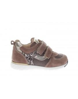 Nero Giardini  Sneaker Alta Con Velcro