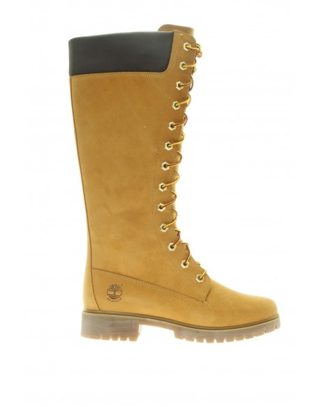 Timberland  EK W PREM 14IN ZIP W WHEAT