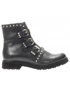 Cult  ROSE MID 1548 LEATHER BLACK