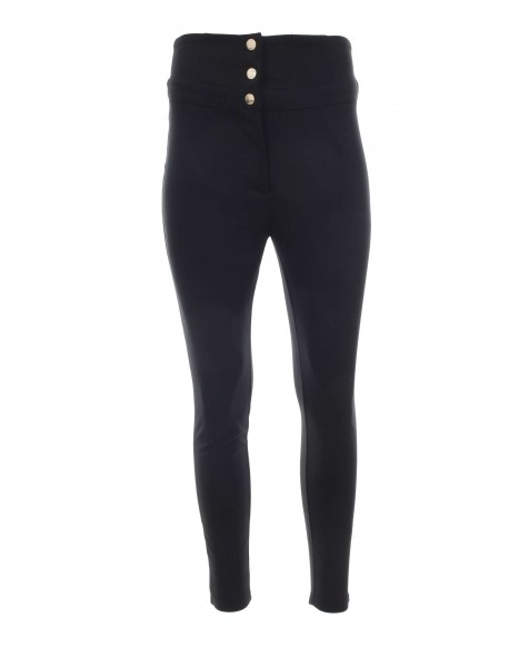 Gaudi Fashion  Pantalone Viita Alta Bottoni