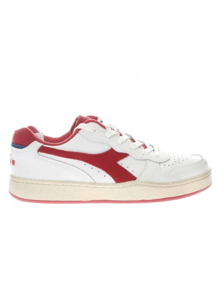 Diadora  Sneaker Mi Basket Low Used