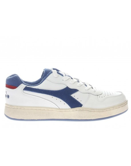 Diadora Sneaker Mi Basket Low Used da uomo De Silvestri Shoes