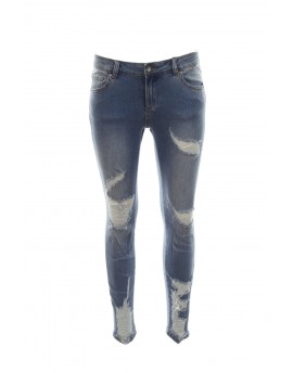 Take.Two  Jeans Lisia Slim Strappi