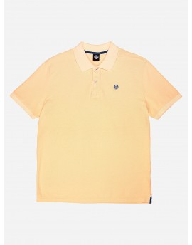 North Sails  Polo logo Flou