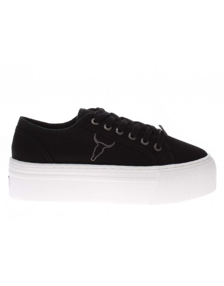 WindsorSmith  Sneaker Ruby in Canvas