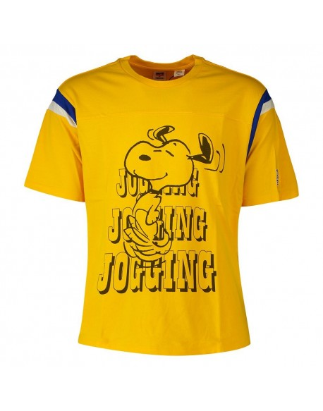 Levis  T shirt Jogging Snoopy