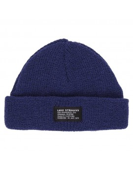 Levis  CAPPELLINO CROPPED BEANIE - NO HORS