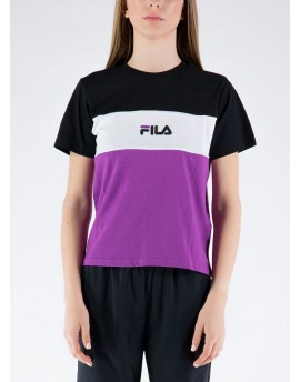Fila  T shirt Anokia blocked