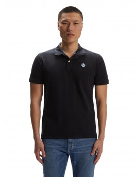 North Sails  Polo logo Pique