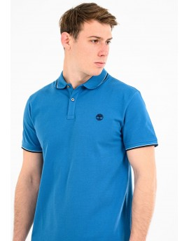 Timberland  Polo  MR Pique tipped P