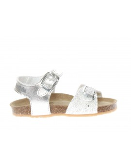 Westlake  Sandalo due fasce glitter