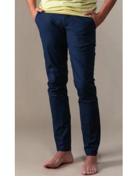 Take.Two  Pantalone Popilene Slim Micro Fant