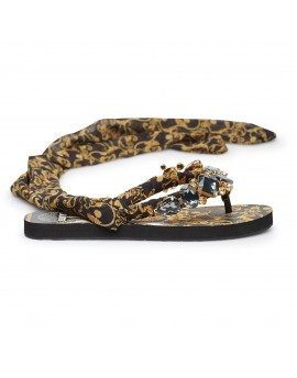 L.A.WATER  INFRADITO FOULARD NEW BAROQUE