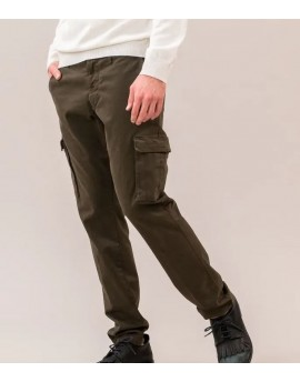 Take.Two  Pantalone tasconi slim
