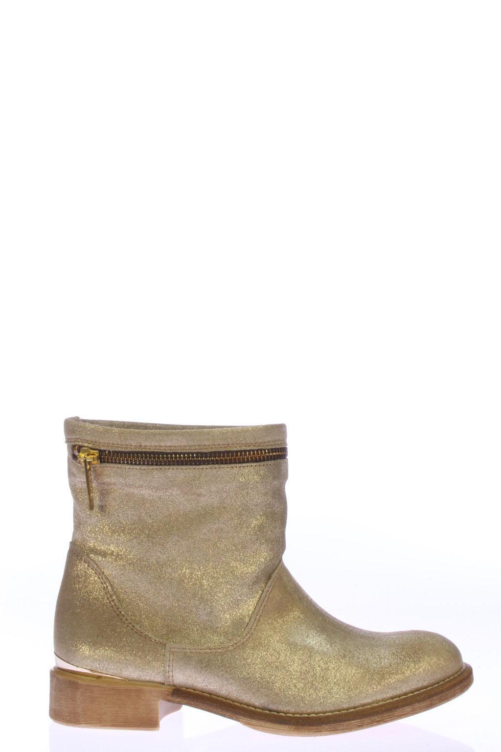 sports shoes d9489 6dd7b FL1TPI Primavera/Estate BEIGE Donna SUE10 Guess Tronchetto ...