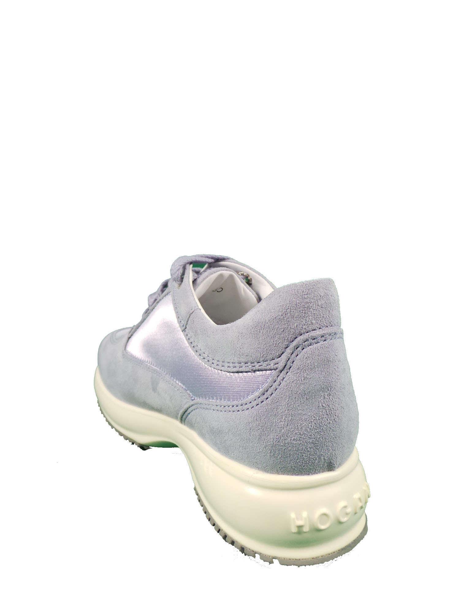 Hogan Junior Bambina Interactive HXC00N0O241FH5B001 Bianco Primavera//Estate TREN